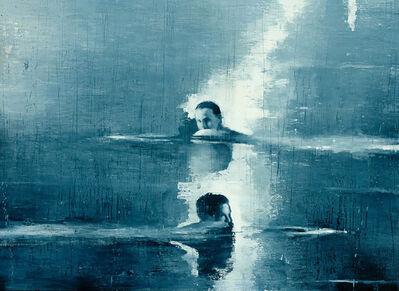 Gary Ruddell, 'Rising Water, Indigo', 2009