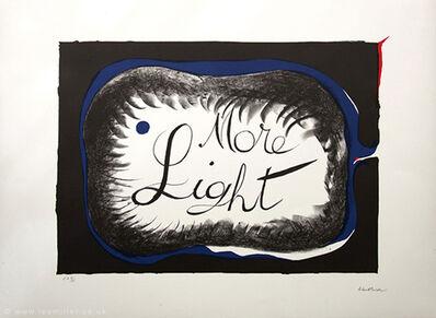 Roland Penrose, 'More  Light', 1980