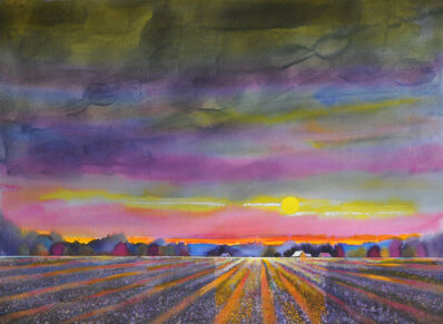 Gary Walters, 'Mississippi Sunset', 2019