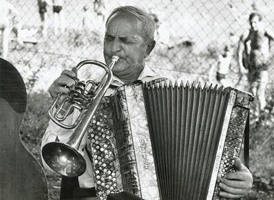 Frantisek Dostal, 'Musician', 1968