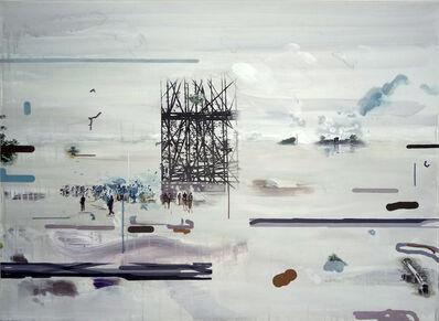 NORA SCHÖPFER, 'fluid environment', 2015
