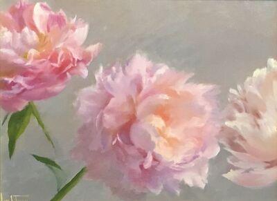 Jean Lightman, 'The Softness of Peonies', ca. 2017