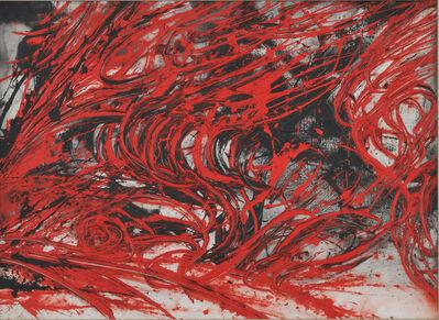 Toshimitsu Imai, '炎 flame', 1982