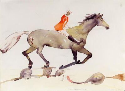Cornelia Schleime, 'Der Schimmelreiter', 2005