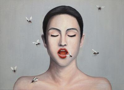 Nele Ouwens, '7 Flies', 2017