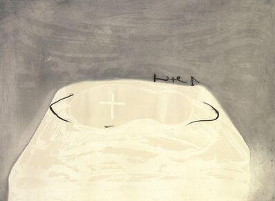 Antoni Tàpies, 'Semelle', 1982