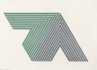 Frank Stella, 'Ifafa II', 1968