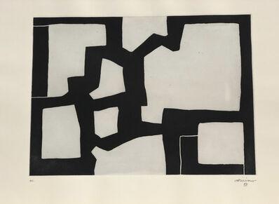 Eduardo Chillida, 'Inguru 5', 1968