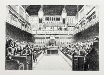 Mason Storm, ''Monkey Parliament III'', 2021
