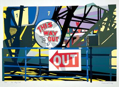 Philomena Marano, 'This Way Out', 1987