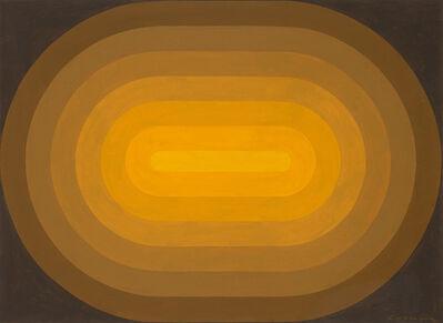 John Coburn, 'Mellow Yellow', 1971