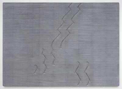David Murphy, 'Long Ending (White)', 2017