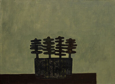 William Wright, 'Flowers XIV', 2021
