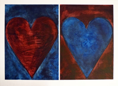 Jim Dine, 'The Magnets', 2010