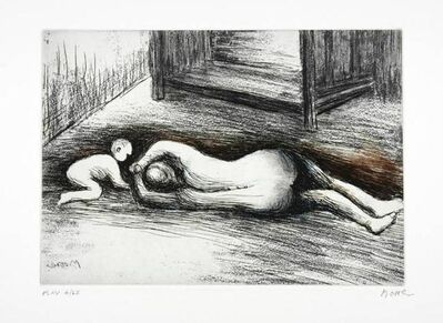 Man Ray, 'Mother And Child XV', 1983