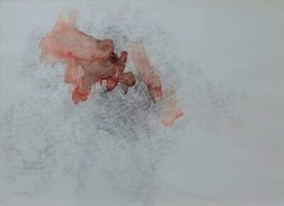 Josep Maria Codina, 'ST 1 Watercolor and pencil on paper', 2018