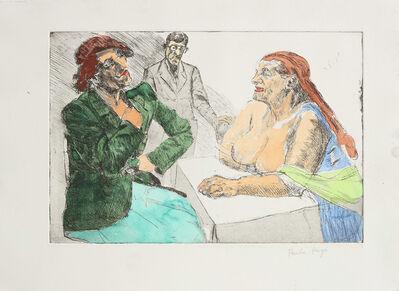 Paula Rego, 'Celestina's Prize II', 2001-2018