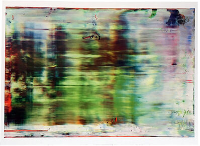 Gerhard Richter, 'Untitled (858-5)', 2002
