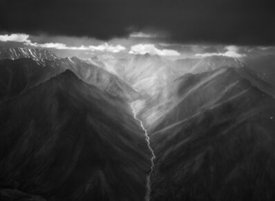 Sebastião Salgado, 'The eastern part of the Brooks Range, the Arctic National Wildlife Refuge, Alaska, USA', 2009