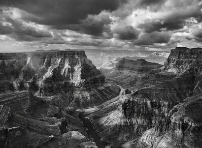 Sebastião Salgado, 'The Confluence of the Colorado and the Little Colorado Rivers, Arizona, USA', 2010