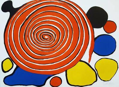 Alexander Calder, 'Caracol', ca. 1975