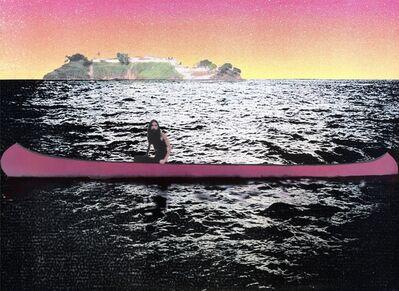 Peter Doig, 'Canoe – Island', 2000