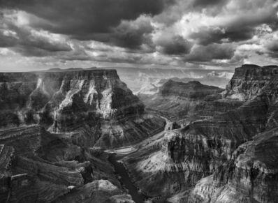 Sebastião Salgado, 'Genesis: The Confluence of the Colorado and the Little Colorado Rivers, Arizona, USA', 2010