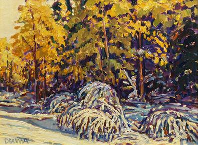William Duma, 'First Snowfall (#33.14)'