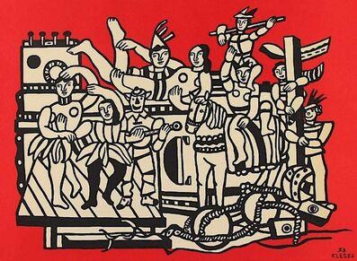 Fernand Léger, 'La Grande Parade', 1953