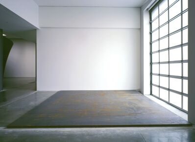 Richard Serra, 'Catwalk', 2003