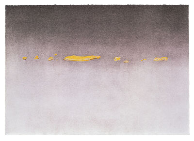 Ed Ruscha, 'Eleven Pieces of Cheese', 1976