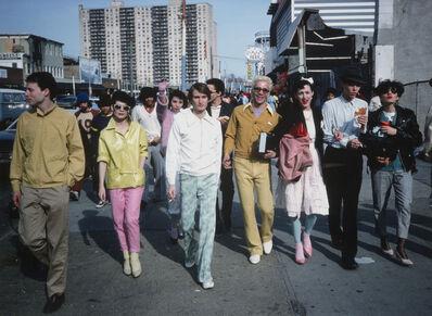 Edo Bertoglio, 'Coney Island 1981', 1981
