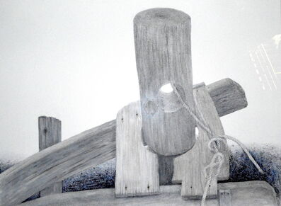 Sotiris Sorogas, '(ATH) Boat series V'