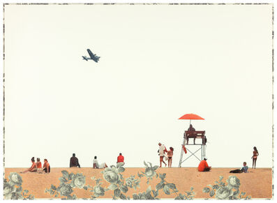 Chi Chien 齊簡, 'Border', 2017