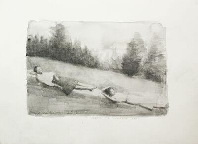 Peter Martensen, 'Sketch for Strange Day', 2013