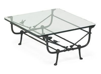 Style of Alberto Giacometti, 'Coffee table'