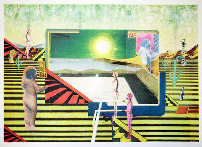 Gwenaël Rattke, 'Untitled', 2012