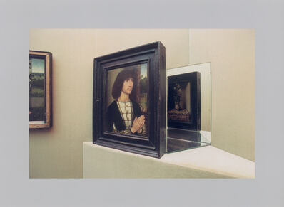 Timm Rautert, 'Memling, from the series ARTWORK', 2001