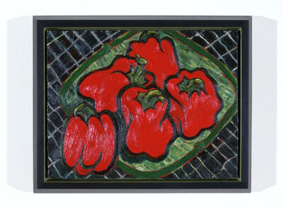 Helen Oji, 'Red Peppers', 1991