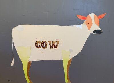 Trevor Mikula, 'Cow', 2019
