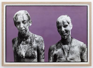 Ed Templeton, '2 Girls, Minnesota', 2013