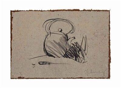 Claes Oldenburg, 'Tea pot', 1975-6