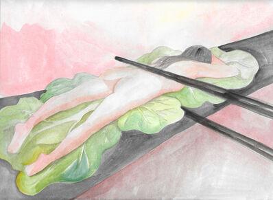 Young Joo Lee, 'Sushi Woman', 2016