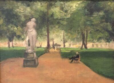 Alvin Ross, 'Study for Berkeley Square', ca. 1940