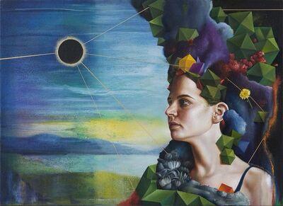 Alejandro Rivera, 'Day of the Eclipse', 2018