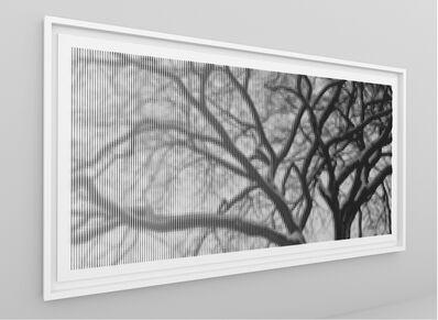 Pablo Tamayo, 'Abstracción organica - Homenaje a Yvaral', 2020