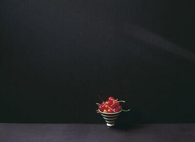 Shoji Ueda, 'Portrait of cherries', 1980