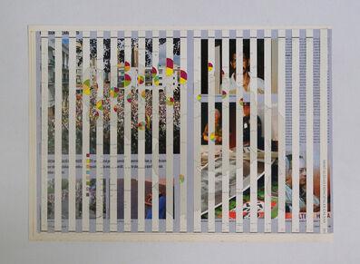 Daniel Medina, 'Mapa Causa Mortal', 2012