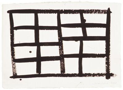 Joaquim Chancho, 'Dibuix 027', 2001