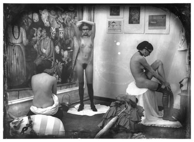 Joel-Peter Witkin, 'Three Kinds of Women, Mexico City', 1992